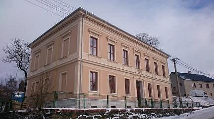 Bytový dům určený seniorům v Budišově nad Budišovkou.