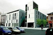 Tak si představují dostavbu bloku domů na Masařské ulici autoři vítězného návrhu.
