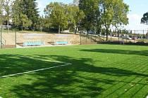 V pátek 11. října se v areálu bolatické základní školy slavnostně otevře docela nové víceúčelové sportoviště.