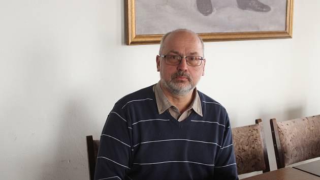 Starosta Litultovic Jan Birgus.