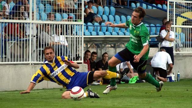Kapitán Opavy Jaroslav Kolínek věří, že jeho tým v sobotu Slovácko porazí, a připíše si do tabulky další tři body.