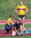 Opava v minulém týdnu žila atletikou. Po středeční Opavské míli se v sobotu na Tyršově stadionu uskutečnila baráž o extraligu ženských a mužských družstev.