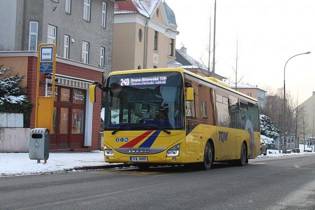 Nedostatkovým zbožím jsou iřidiči linkových autobusů.