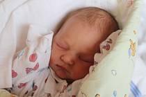 Eliška Holubářová se narodila 5. listopadu, vážila 3,04 kg a měřila 49 cm. Rodiče Zuzana a Aleš z Kobeřic svému prvnímu potomkovi přejí do života hlavně zdraví a štěstí.