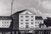 Pohlův cukrovar fungoval v Říšské ulici do roku 1875