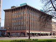 Obchodní dům Breda v Opavě. Ilustrační foto.
