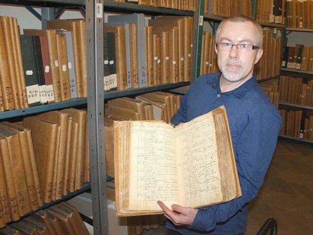 Zdeněk Kravar vypátral kořeny svých předků až do roku 1650.