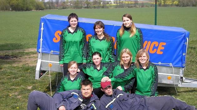 Dobrovolní hasiči ze Skrochovic pořádají kulturní a sportovní akce.