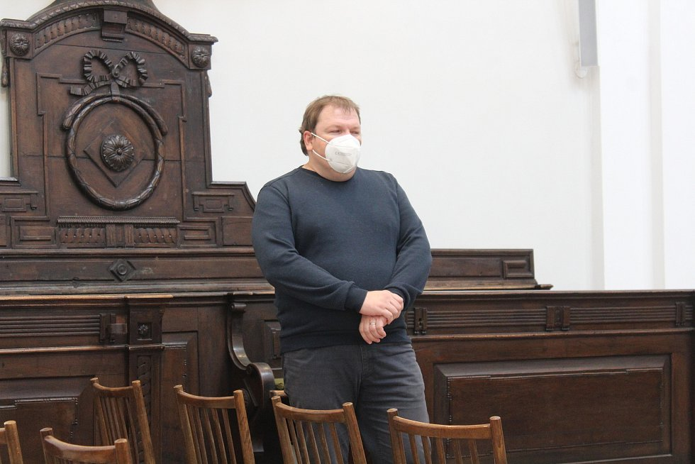 Mluvčí Biskupství ostravsko-opavského Pavel Siuda.
