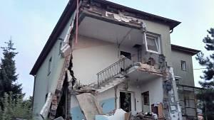 Výbuch domu ve Strahovicích