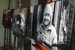 Armáda spásy v Opavě slaví dvacet let své činnosti. Výstava fotografií Zuzany Samara. Opava, 10. září, 2021.