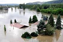 Ceny nemovitostí v záplavových oblastech jsou příznivé, riziko však zůstává.