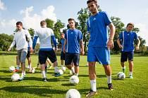 Třetiligová rezerva Slezského FC Opava zahájila v pondělní odpoledne letní přípravu na nadcházející ročník MSFL.