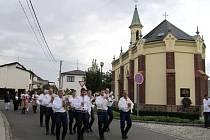 Malohoštický odpust nabízí tradičně bohatý program. Stejně jako v loňském roce se slavnosti neobejdou opět ani bez dechovky či orchestru.