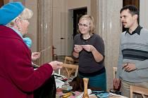 Pracovníci muzea přijímali od dárců věci, které je v minulosti obklopovali.