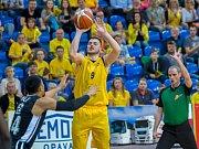 BK Opava - ČEZ Basketball Nymburk 80:76