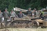 Gripeny, tanky T-34 anebo letouny JAK-3 či FW-190. Nejen na tuto techniku lákala vzpomínková akce, která v sobotu proběhla v Areálu československého opevnění Hlučín-Darkovičky.
