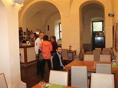 Restaurace a vinárna U Přemka. Ilustrační foto.