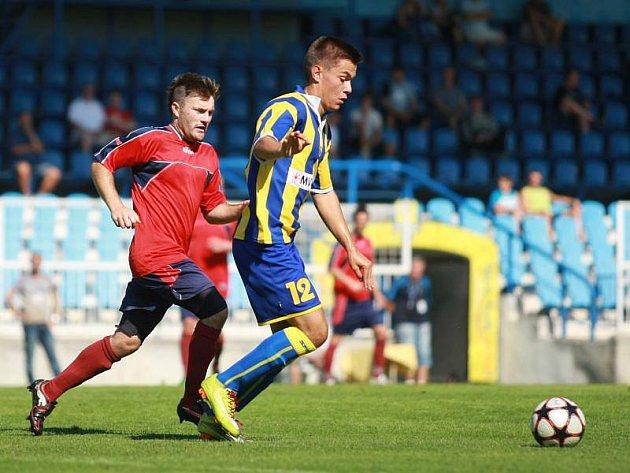 Slezský FC Opava B - FK Mikulovice 3:3