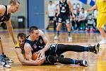 Play off - čtvrtfinále:  BK Opava - BK ARMEX Děčín