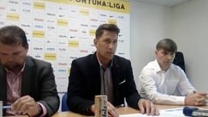 Tisková konference Slezský FC Opava