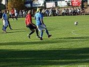 Vřesina - Kobeřice B 0:2 (0:1).