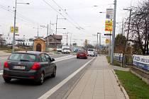 Opravy na Krnovské ulici jsou prozatím odloženy. Pokračovat se bude nejspíš v příštím roce.