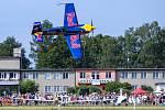 90. výročí vzniku letiště v Dolním Benešově-Zábřehu.Letecký den ozdobil akrobat Martin Šonka.