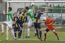 FC Hlučín – Slezský FC Opava 1:1