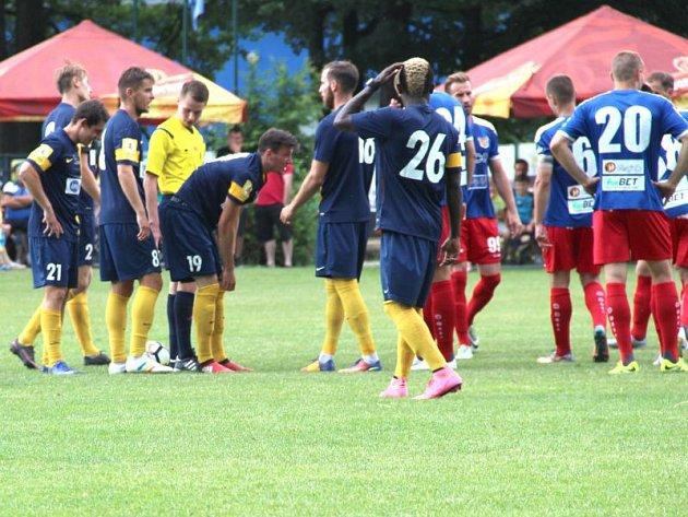 Slezský FC Opava – Odra Opole 2:1