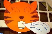 Žáci Základní školy T. G. Masaryka vyrobili originální předměty. Vytěženou částku věnovali na chov tygrů.