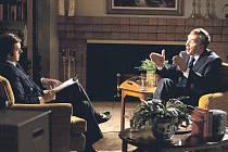 Duel Frost/Nixon můžete ve filmovém zpracování vidět dnes v kině Mír.