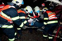 Jen v roce 2011 se dobrovolní hasiči z Hlučína podíleli na pětapadesáti výjezdech a akcích.