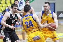 Opavští basketbalisté porazili Hradec Králové. Foto: Ondřej Ludvík