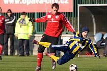 Slezský FC Opava - FK Fotbal Třinec 2:3