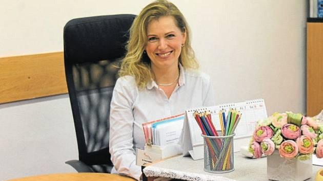 Hana Kazimírská stojí v čele opavské matriky od roku 2013.