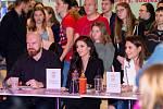 Casting Miss Czech republic v Obchodním centru Breda & Weinstein Opava.