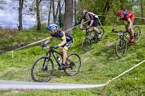 Příjemné počasí, stovky diváků podél trati a hlavně dechberoucí cyklistické výkony. Takový byl další ročník MTBcrossu, který se jel na trati v areálu Mlýna vodníka Slámy ve Lhotě u Háje ve Slezsku.