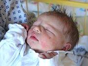 Tereza Foktová se narodila 6. září, vážila 3,44 kilogramů a měřila 50 centimetrů. Rodiče Lucie a František z Vítkova své prvorozené dceři do života přejí hlavně hodně štěstí, zdraví a lásky.