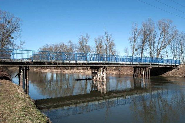 Součástí revitalizace bude inový most.