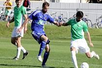 1. SK Prostějov – FC Hlučín 2:1