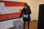 Volby v Moravici.