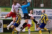 FK Fotbal Třinec - Slezský FC Opava 1:1