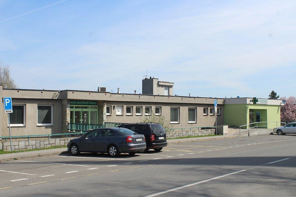 Zdravotní středisko.