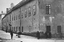 Vzhled Heidrichova institutu v 19. století.