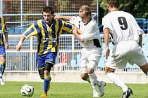 Slezský FC Opava B - SK Kravaře 2:0
