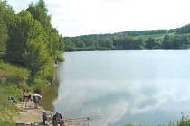 Vodní nádrž Sedlinka nebyla čištěna od dob jejího vzniku v roce 1983.