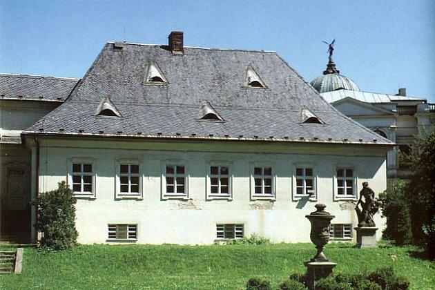 Historický dům neztratil časem svůj půvab.