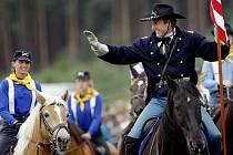 Herec Václav Vydra je velkým milovníkem koní.