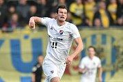 Utkání 15. kola první fotbalové ligy: SFC Opava - FC Baník Ostrava.